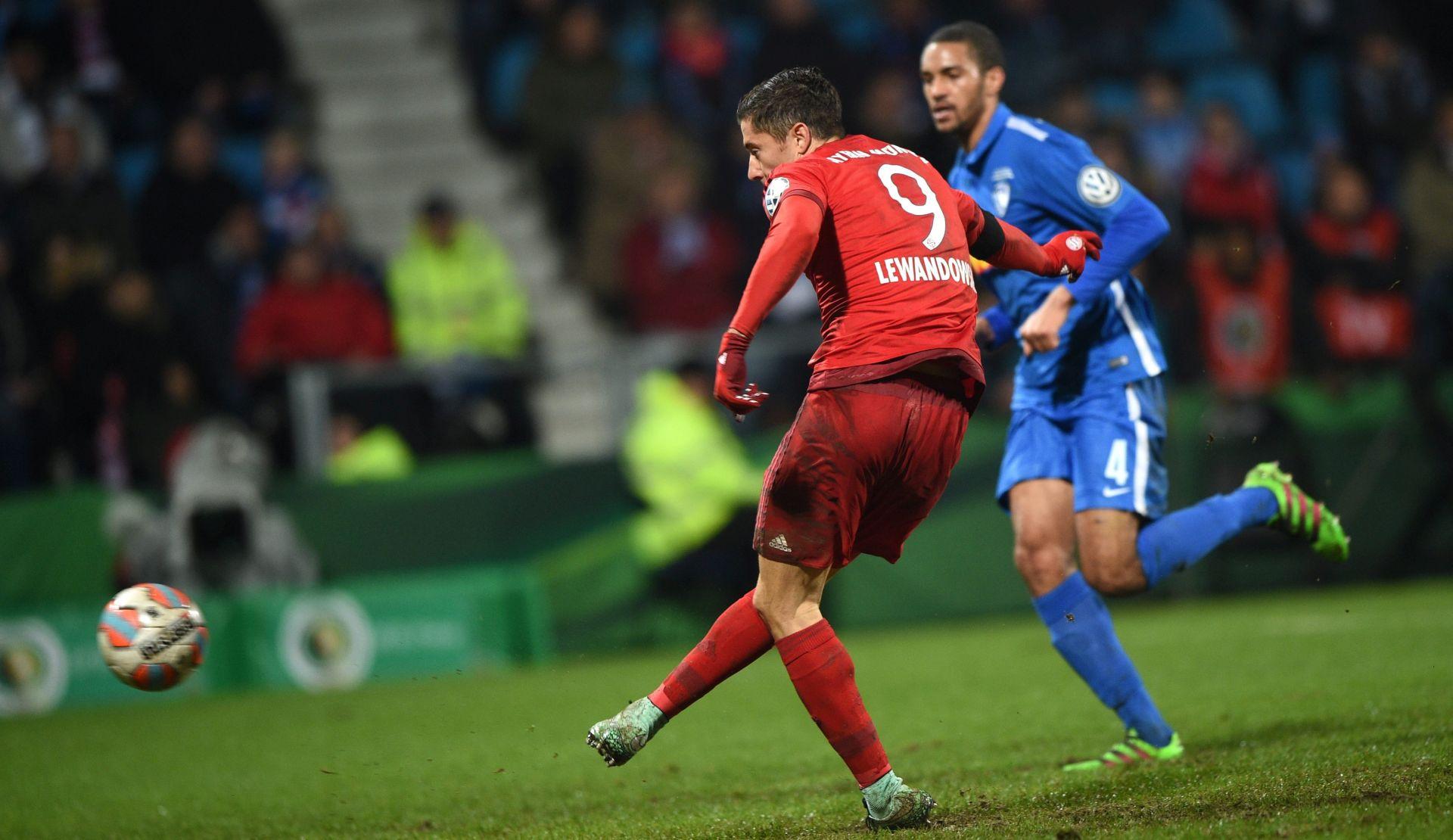 DFB POKAL Hertha i Bayern izborili polufinale njemačkog Kupa