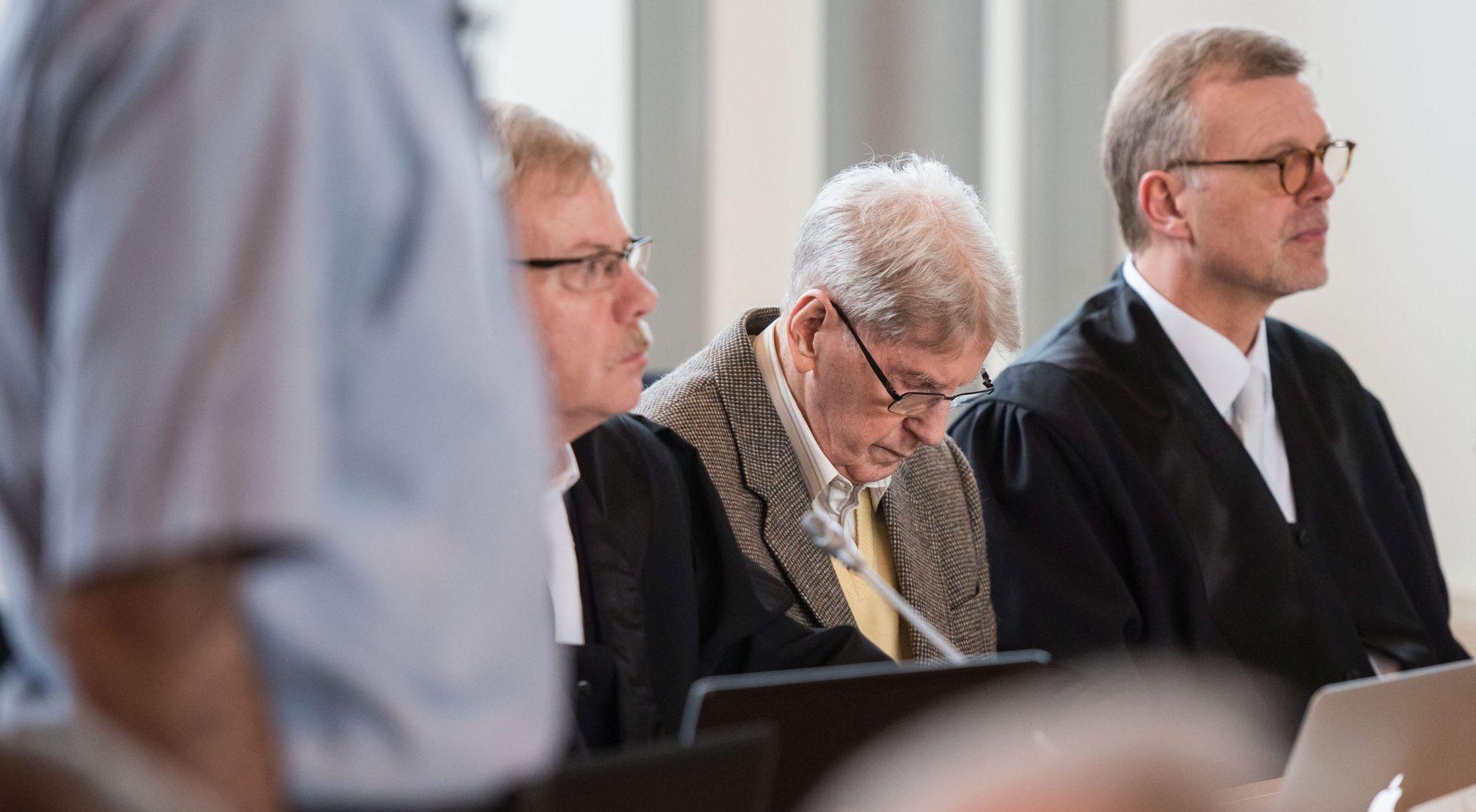 ZBOG UBOJSTVA NAJMANJE 170 TISUĆA LJUDI Počelo suđenje 94-godišnjem bivšem SS-ovu