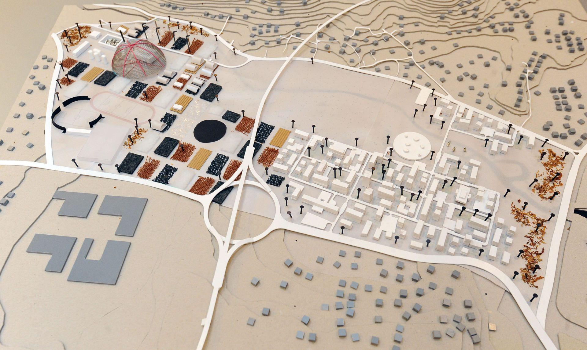 Predstavljeno idejno arhitektonsko rješenje za Hajdukov nogometni kamp