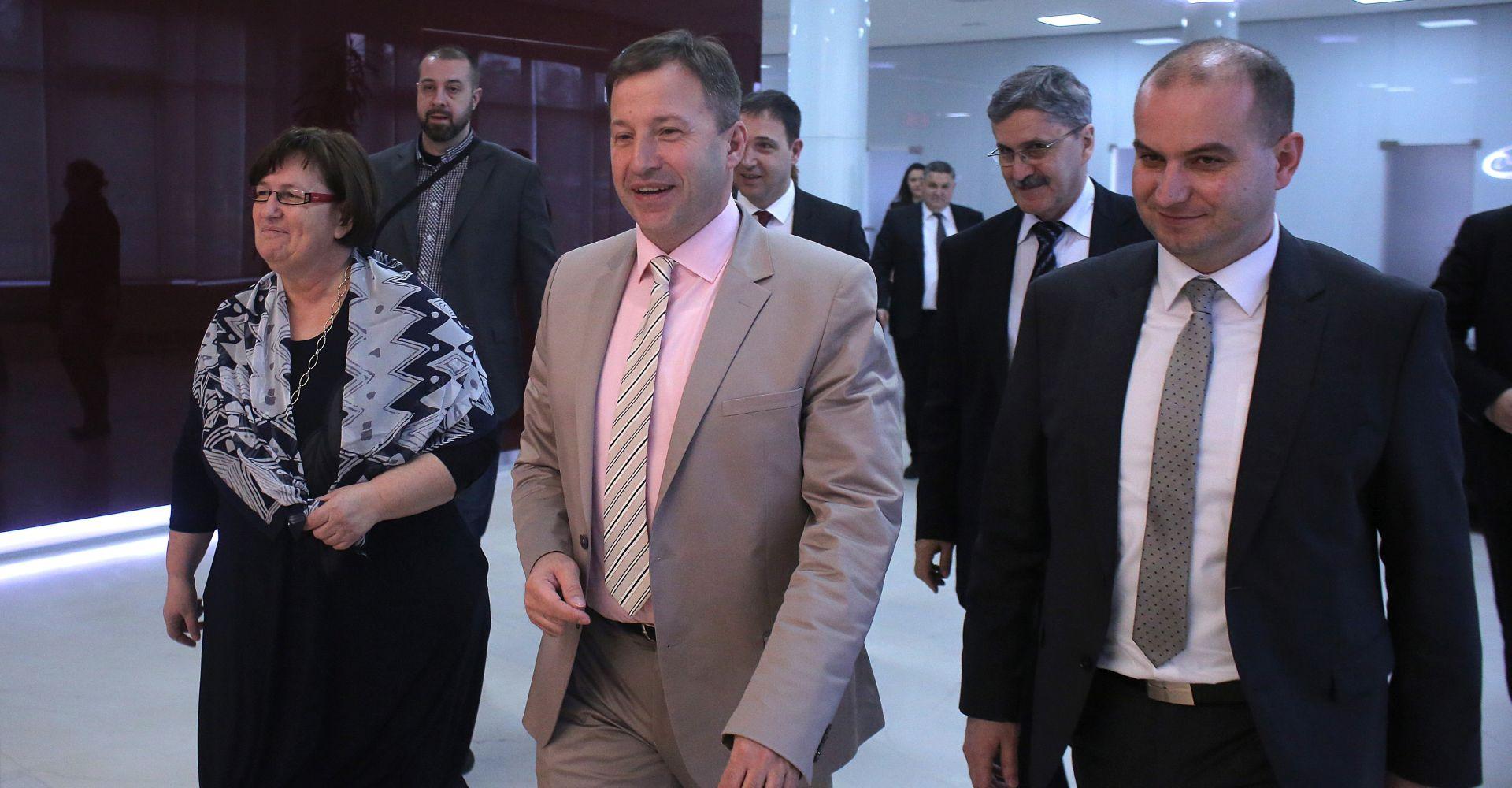 Panenić: S predstavnicima agencije Moody's o odlučnosti za provedbu reformi
