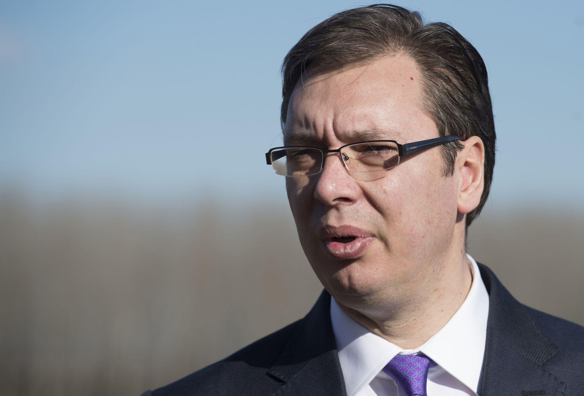 Vučić: NATO nam treba kao saveznik