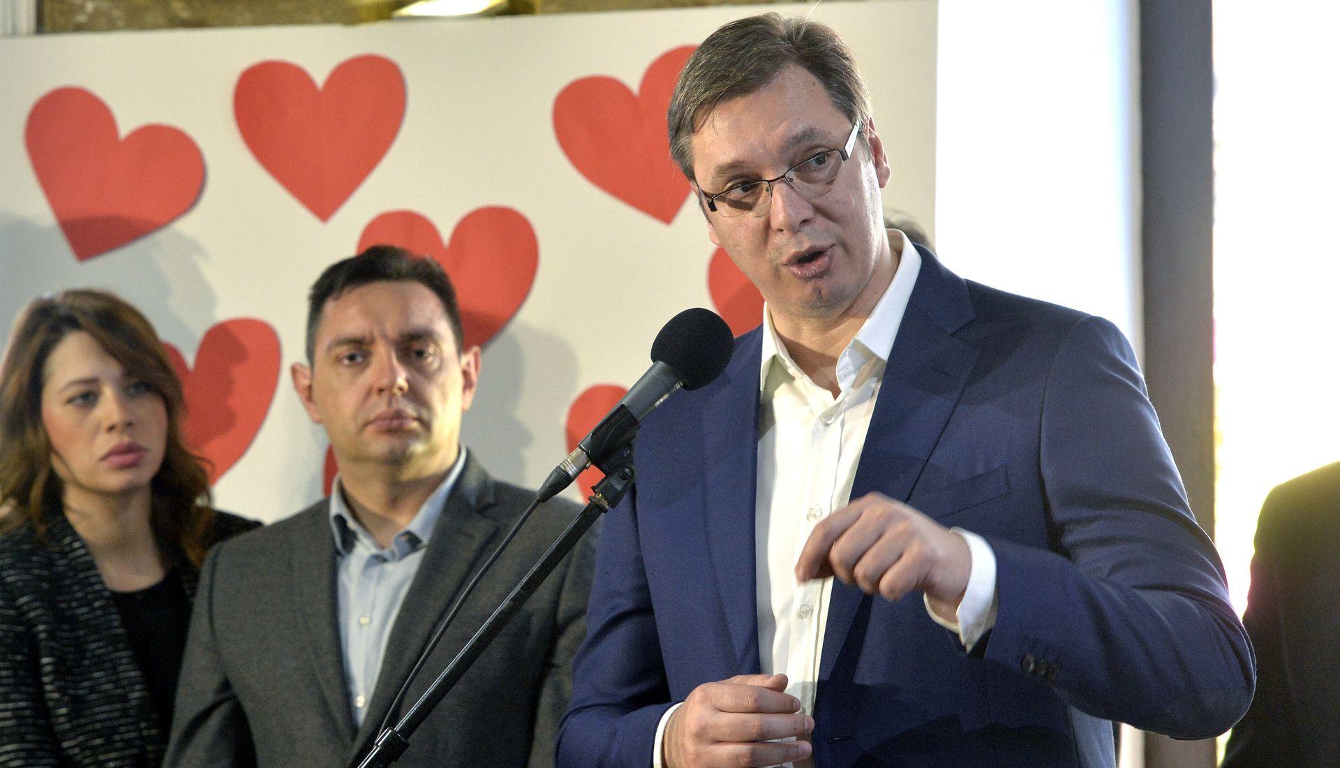 NAKON RAZGOVORA S PUPOVCEM: Vučić zabrinut odnosom prema Srbima u Hrvatskoj