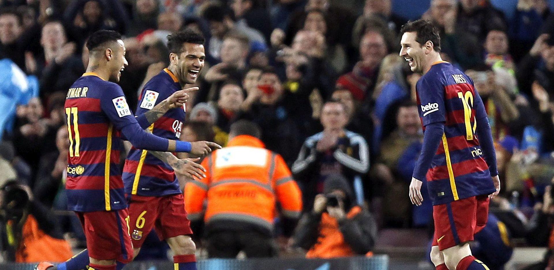 VIDEO: POTEZ VEČERI Messi i Suarez ponovili Cruyffa
