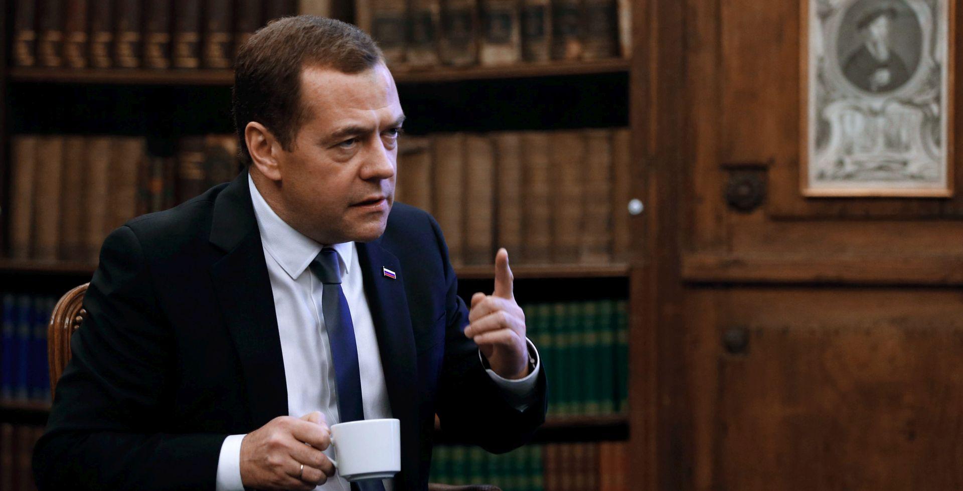 """MEDVEDEV: """"Nada da će se naši odnosi popraviti s novom američkom administracijom je gotova"""""""