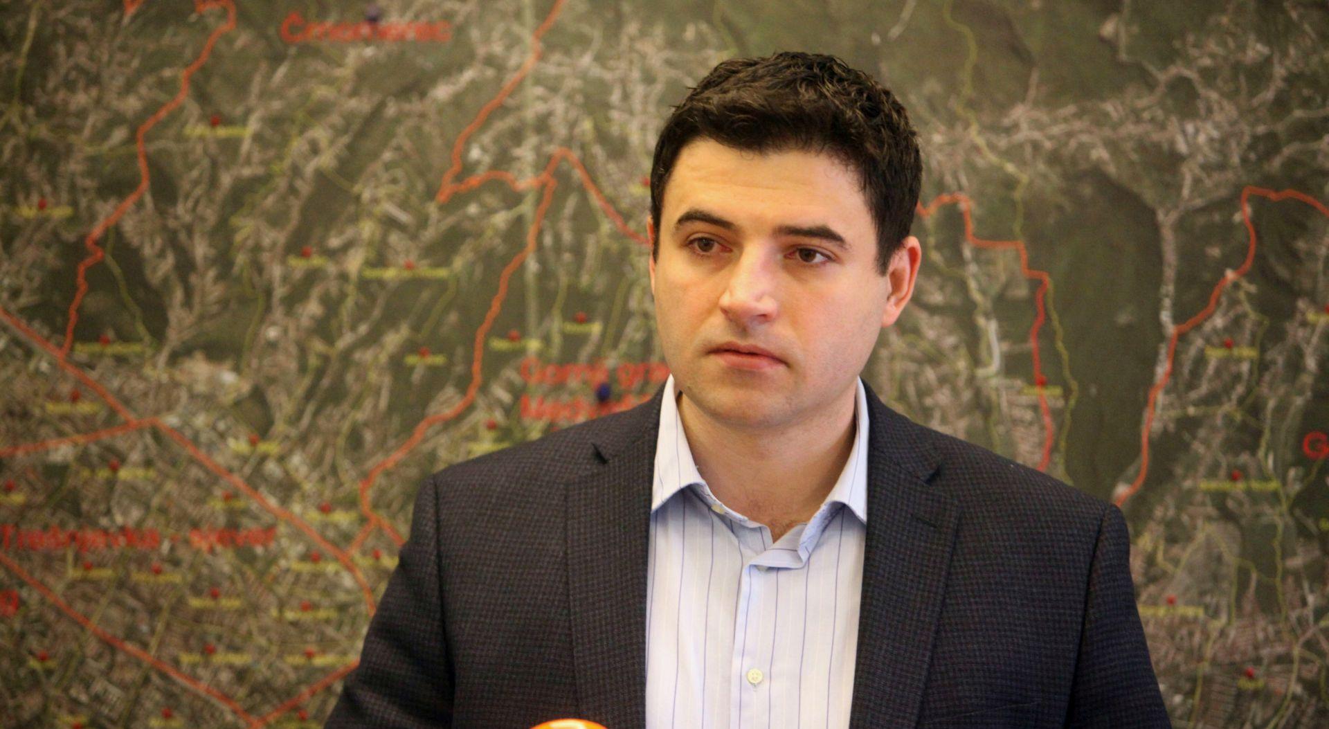 Bernardić: Zagreb po odvojenom prikupljanju otpada na zadnjem mjestu u Europi