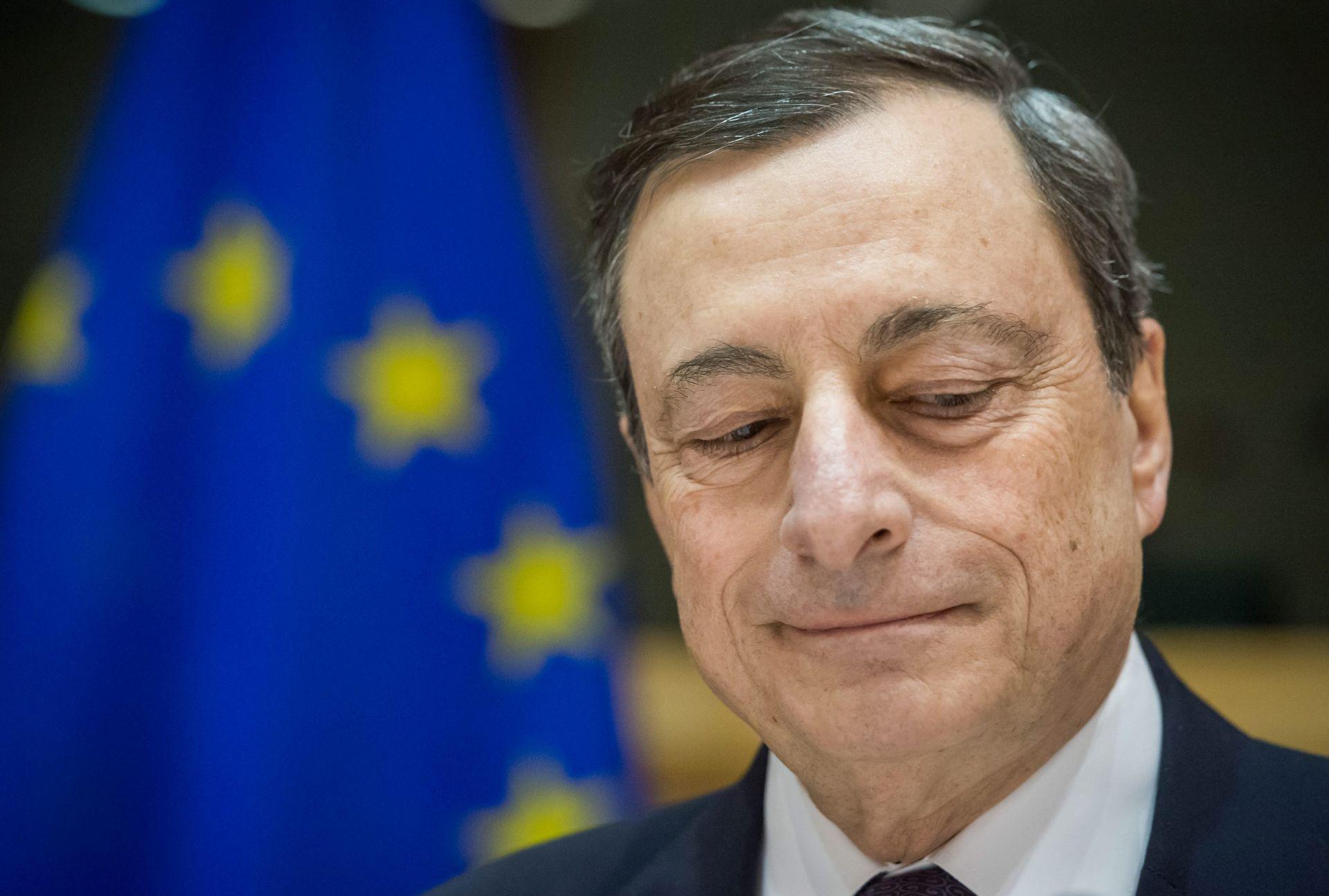 Draghi: Banke su otpornije nego prije, mogući novi monetarni poticaji