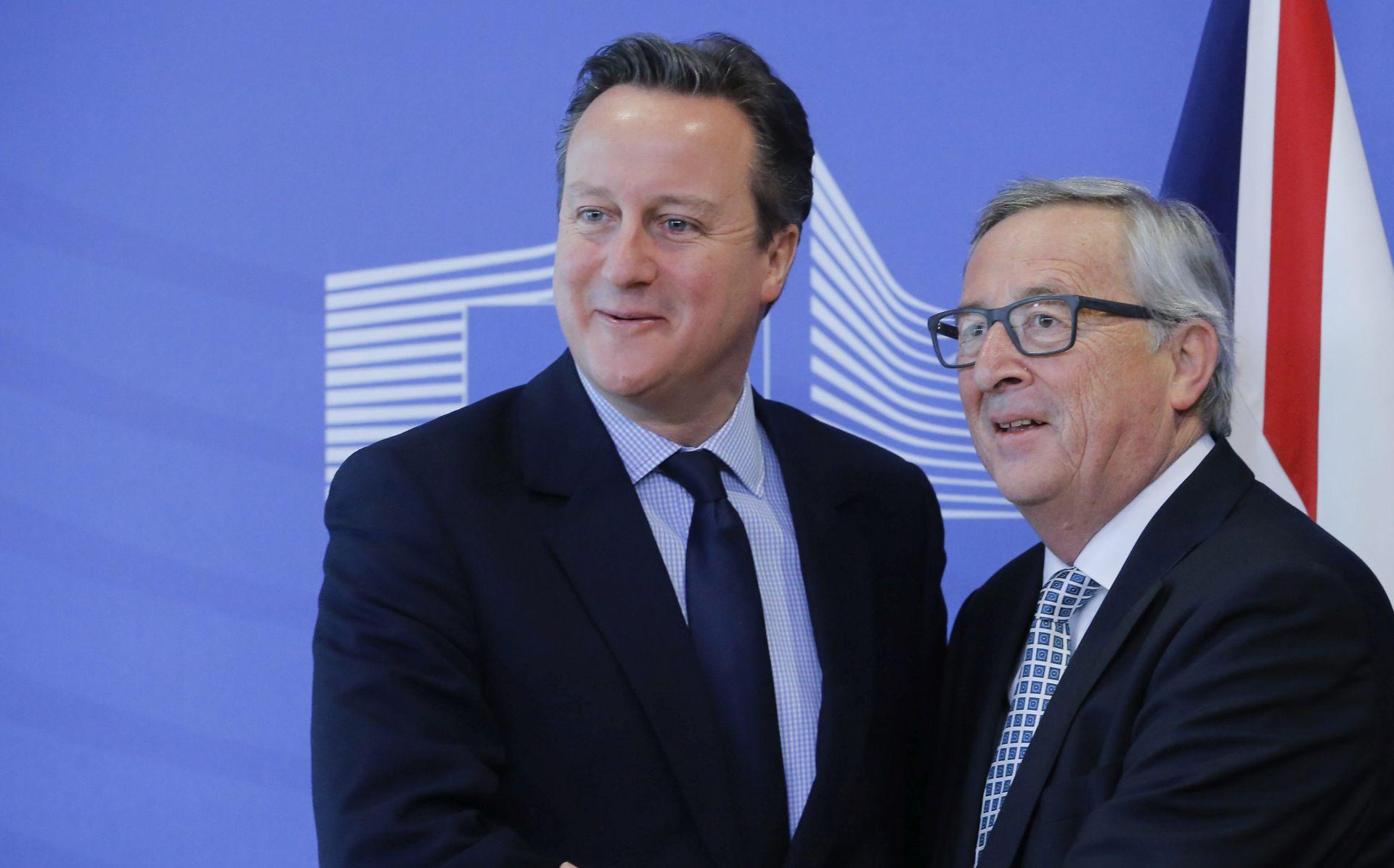 Cameron ponovno u Bruxellesu traži potporu čelnika EP-a