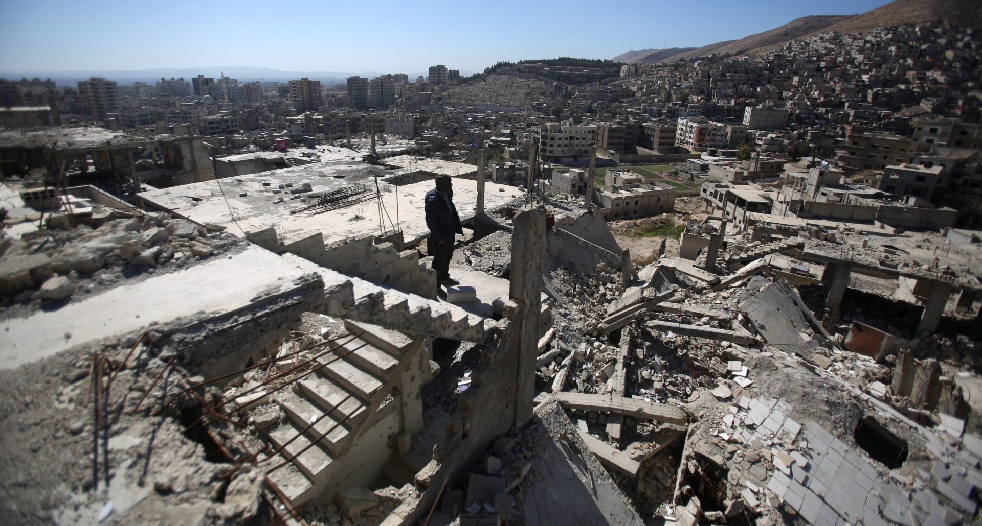 Sirijska vojska napreduje na istoku pokrajine Alep