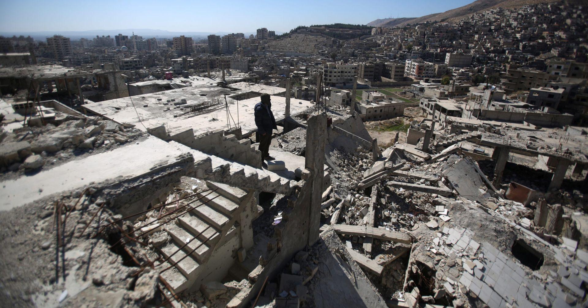"""Sirijska oporba prihvaća primirje """"uz uvjete"""""""