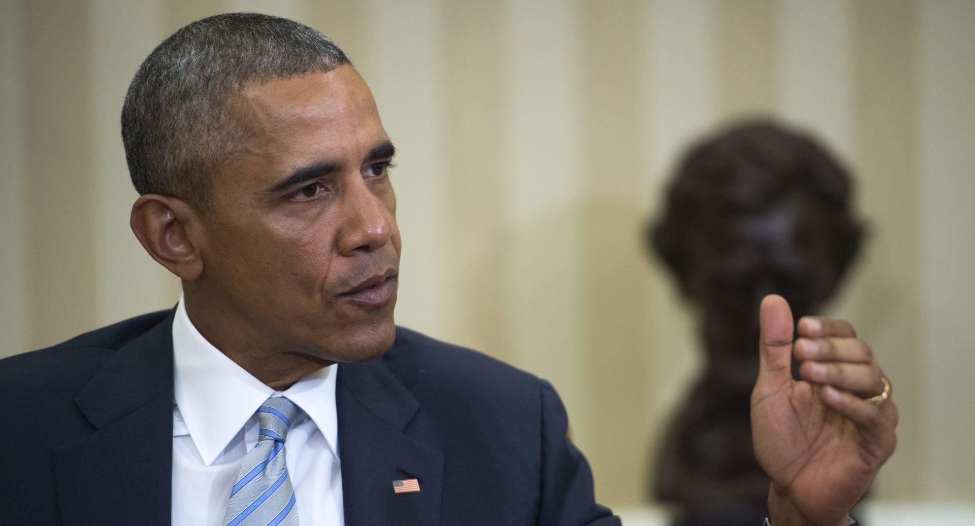 Obama i Erdogan telefonski razgovarali o Siriji i borbi protiv IS-a