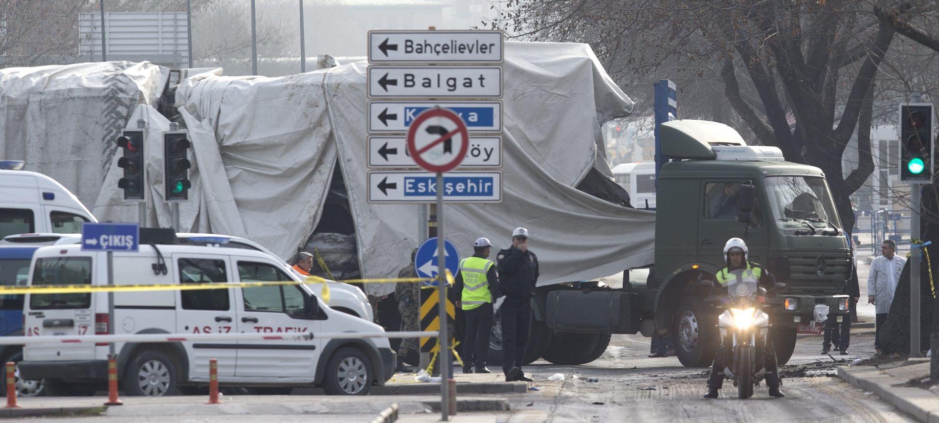 Čelnici EU-a osuđuju teroristički napad u Ankari
