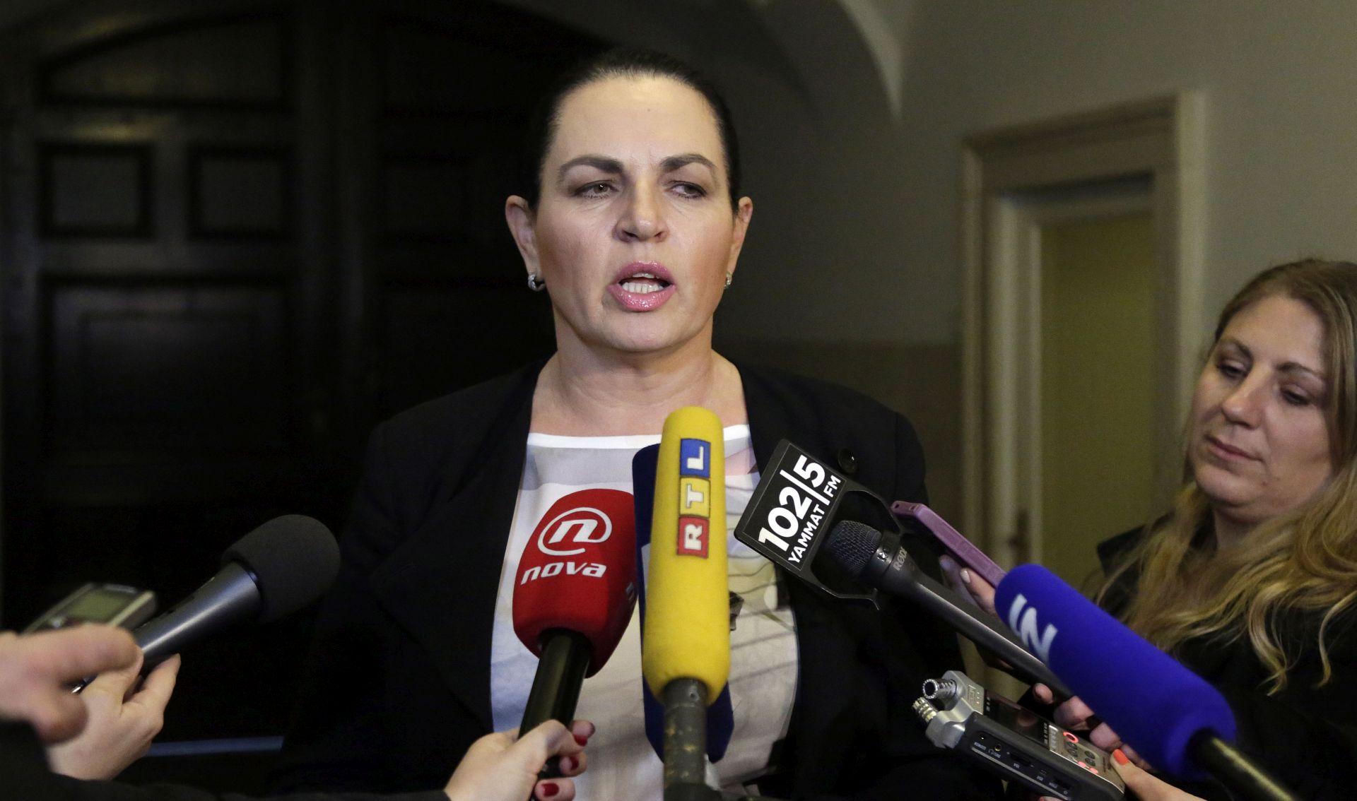Dubravka Jurlina Alibegović: Najavljene reforme javne uprave donose uštede