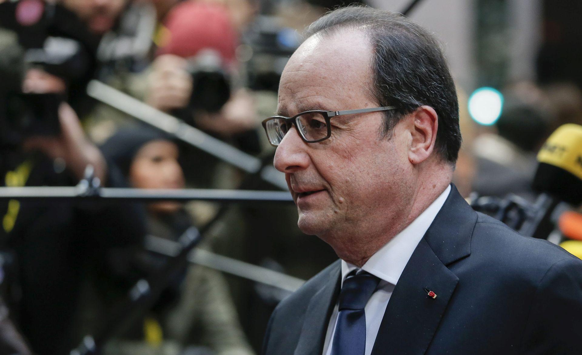 BREXIT Hollande: Dogovor je moguć, ali ne možemo priječiti napredovanje Europe