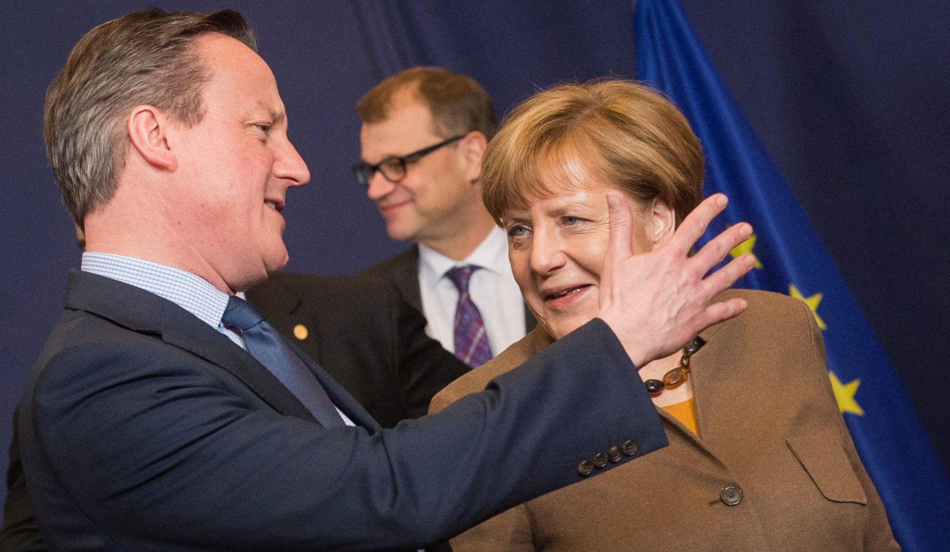 Merkel: Postoji volja za dogovorom oko Britanije