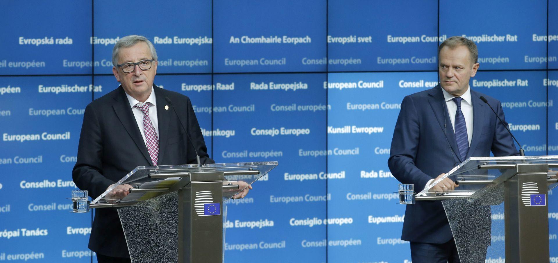 ČELNICI EUROPSKE UNIJE Prioritet u rješavanju migrantske krize je provedba akcijskog plana s Turskom