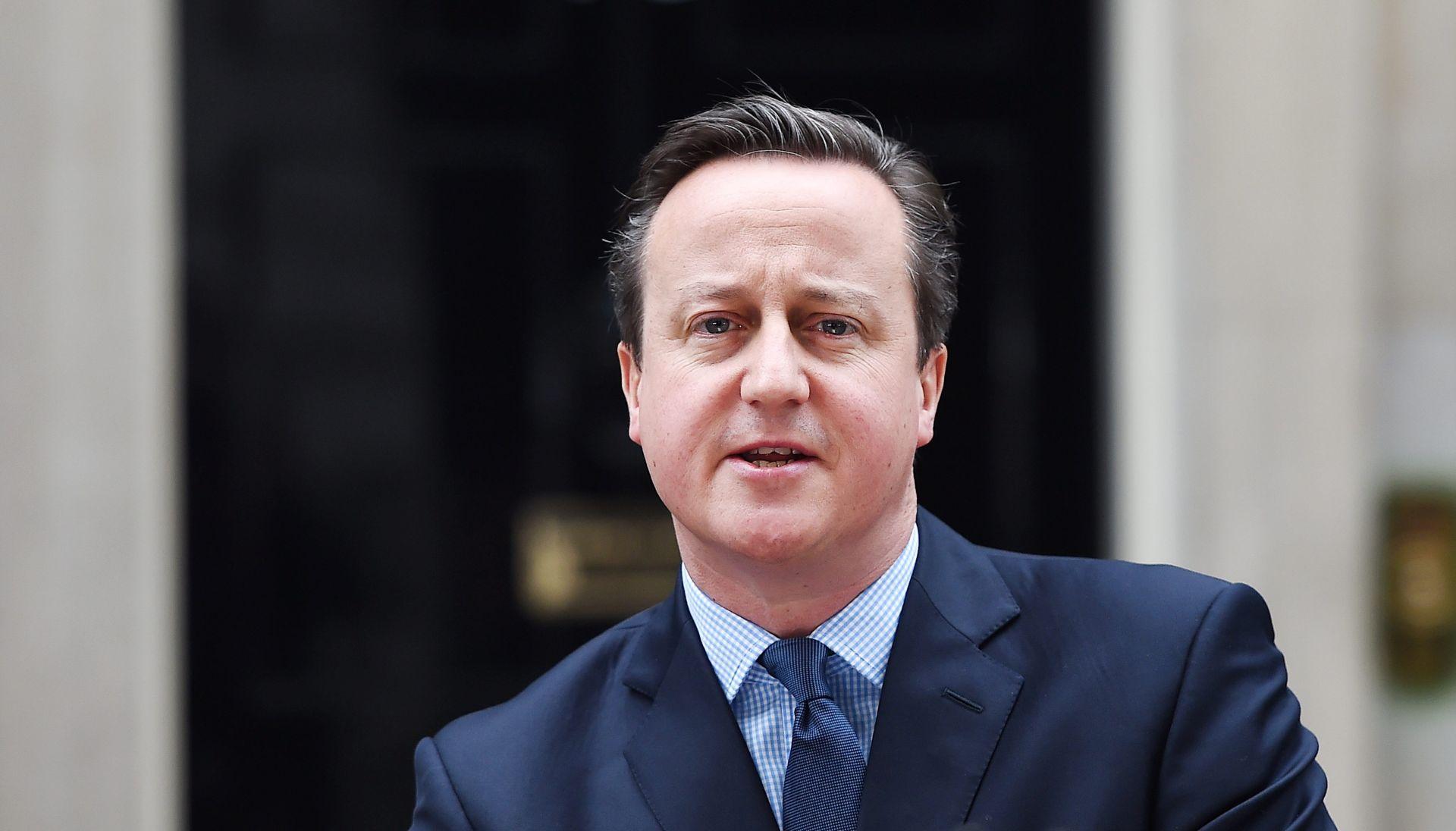 NAPUŠTA PARLAMENT: Cameron završava političku karijeru