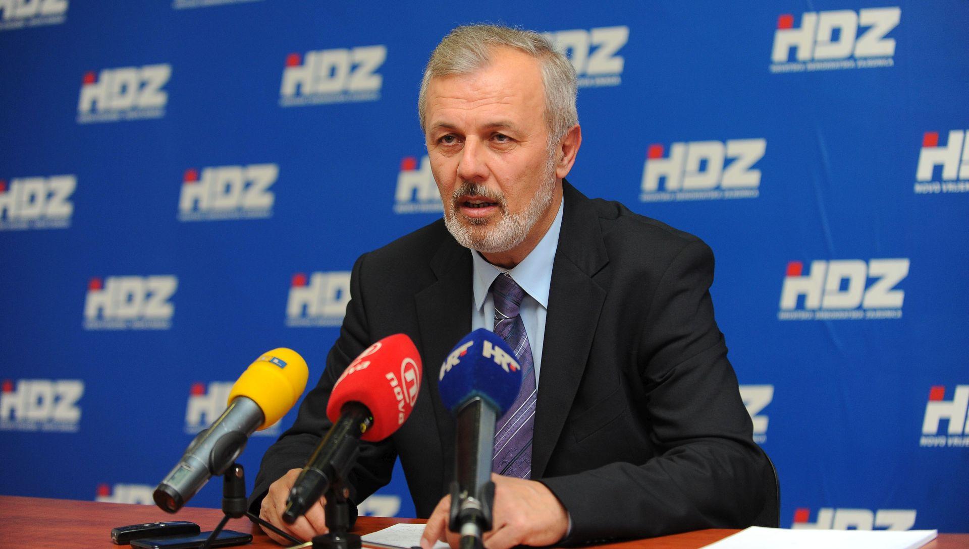 Ante Sanader: Neka se SDP bavi svojim problemima, a ne HDZ-om