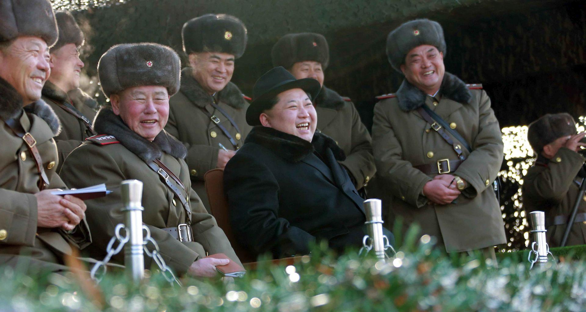 IAEA Sjeverna Koreja izgleda ponovno otvorila tvornicu plutonija