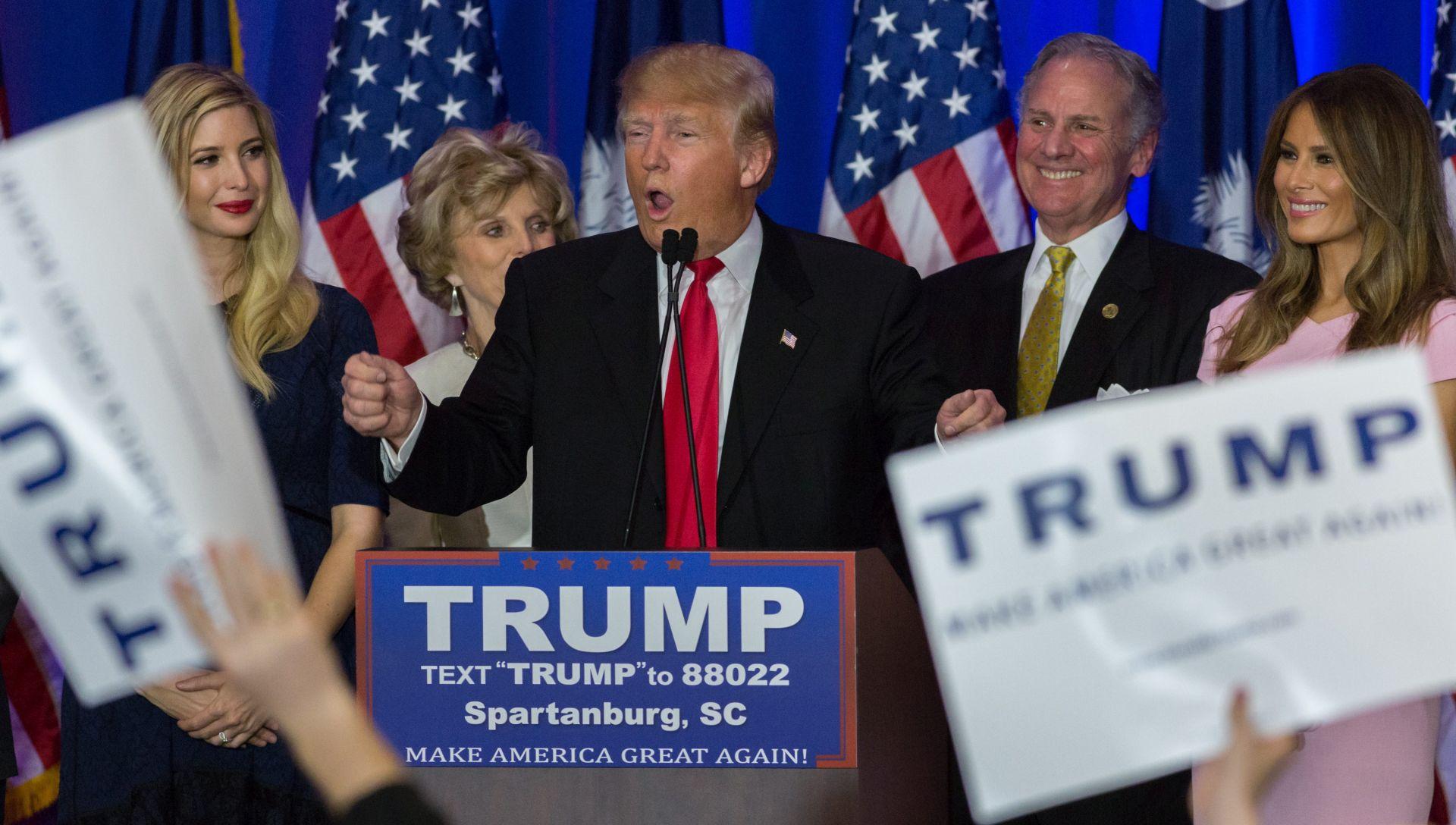 HOĆE LI TRUMPA KOŠTATI IZJAVE PROTIV IMIGRANATA? Republikanci na izborima u Nevadi