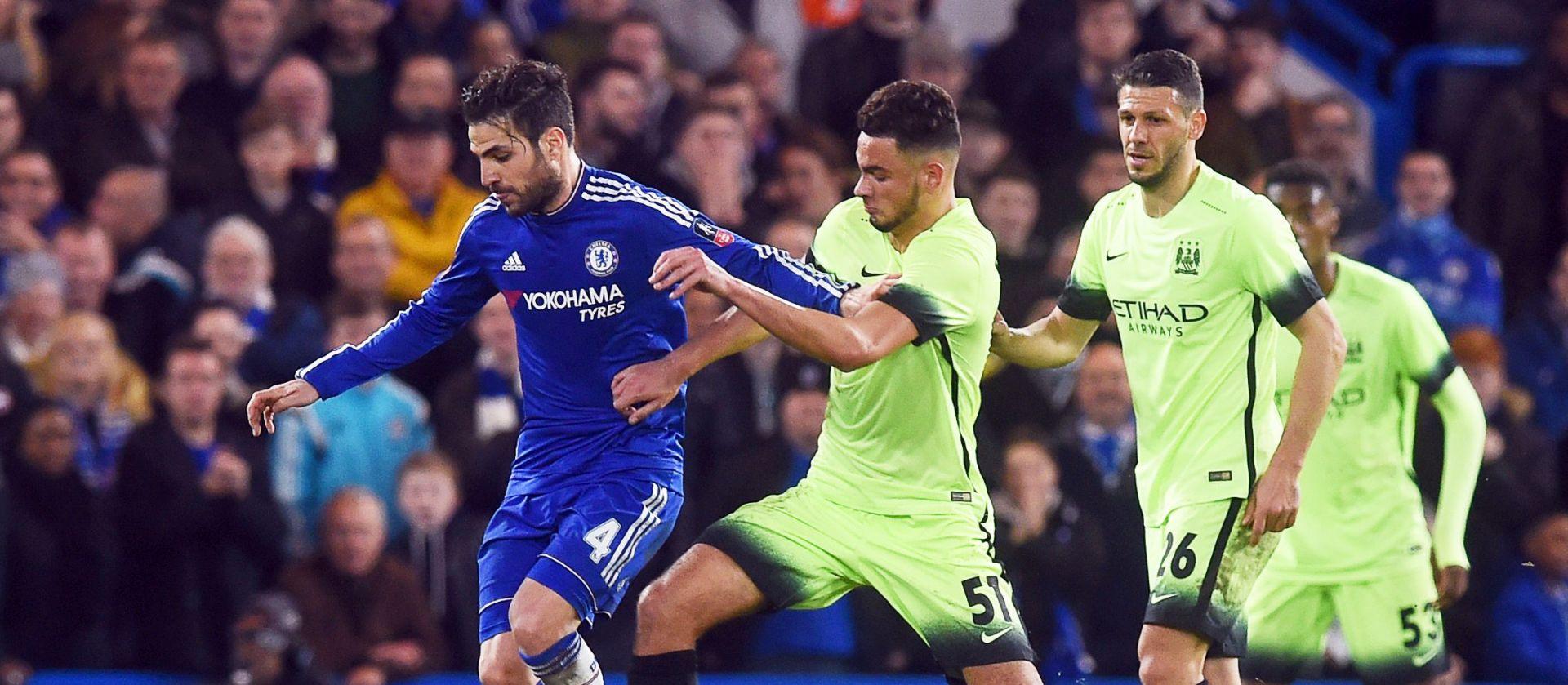 POZNATI PAROVI ČETVRTFINALA FA KUPA Chelsea kod kuće svladao City sa 5:1