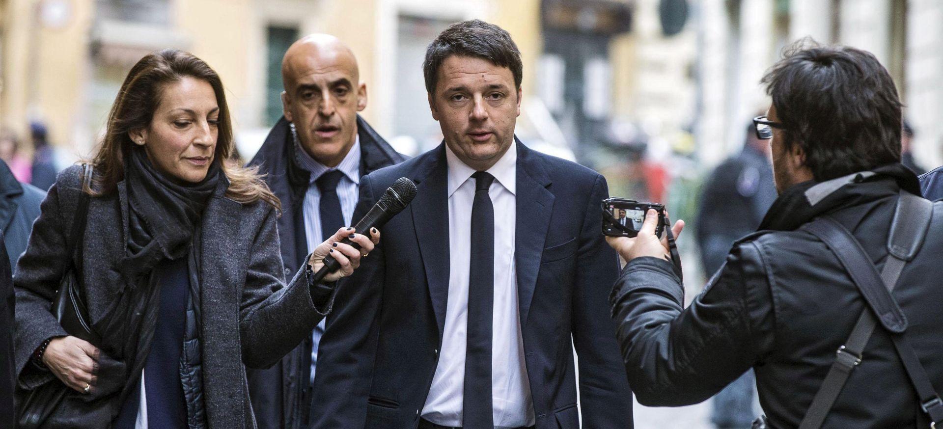 Renzi će premijerima EU-a pokloniti DVD pobjednika Berlina