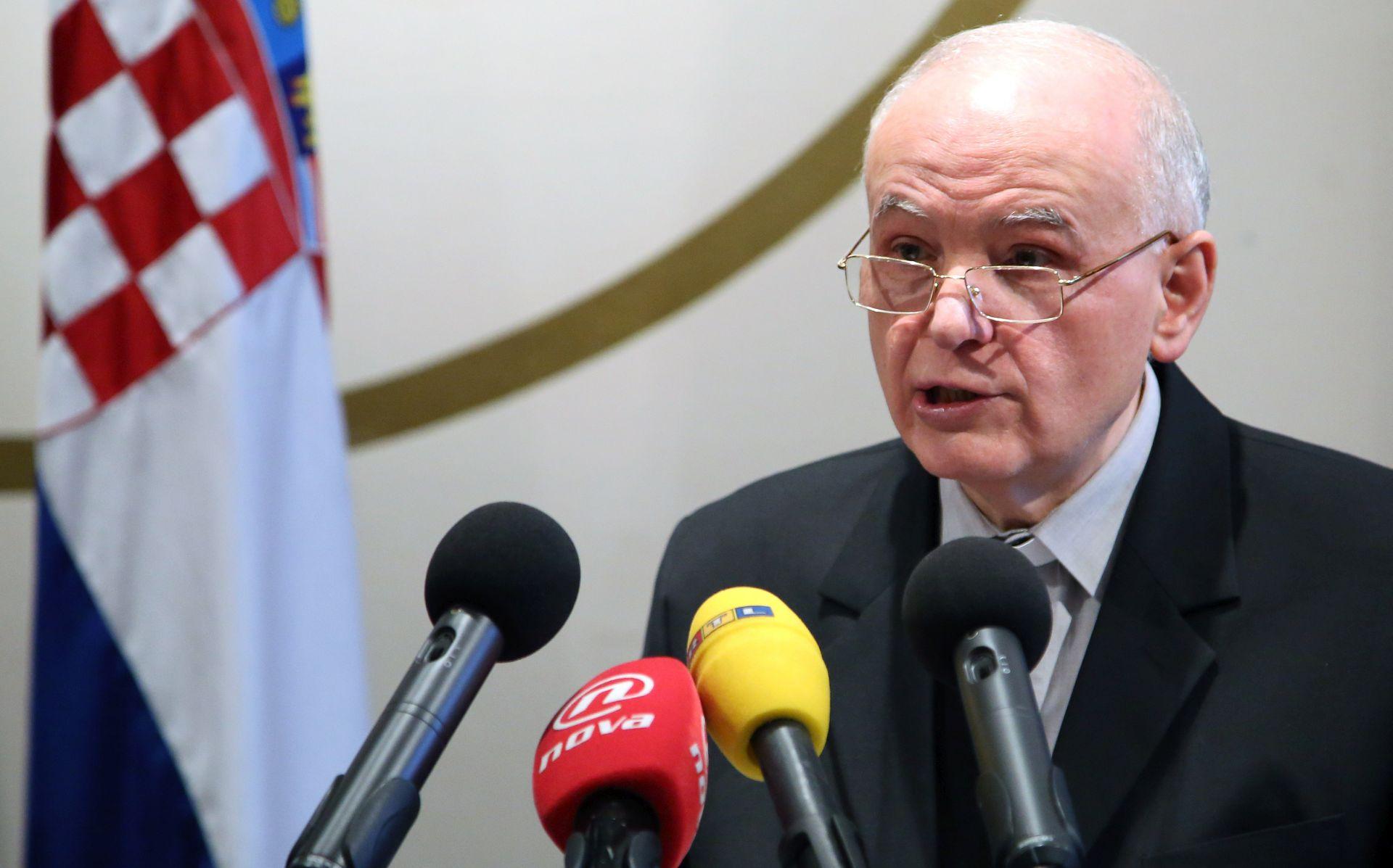 ALESSANDRO D'ERRICO Vatikan zadovoljan suradnjom s Hrvatskom