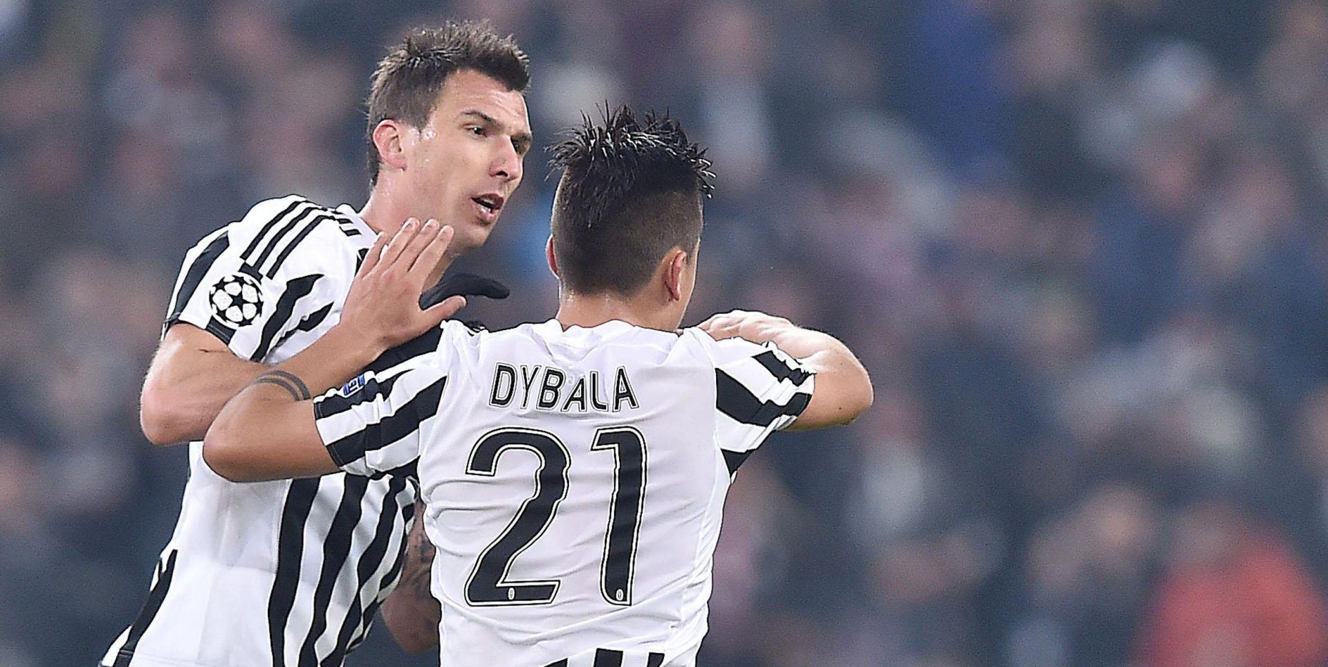 SERIE A Juventus preokrenuo preko Dybale, dva pogotka Džeke u slavlju Rome