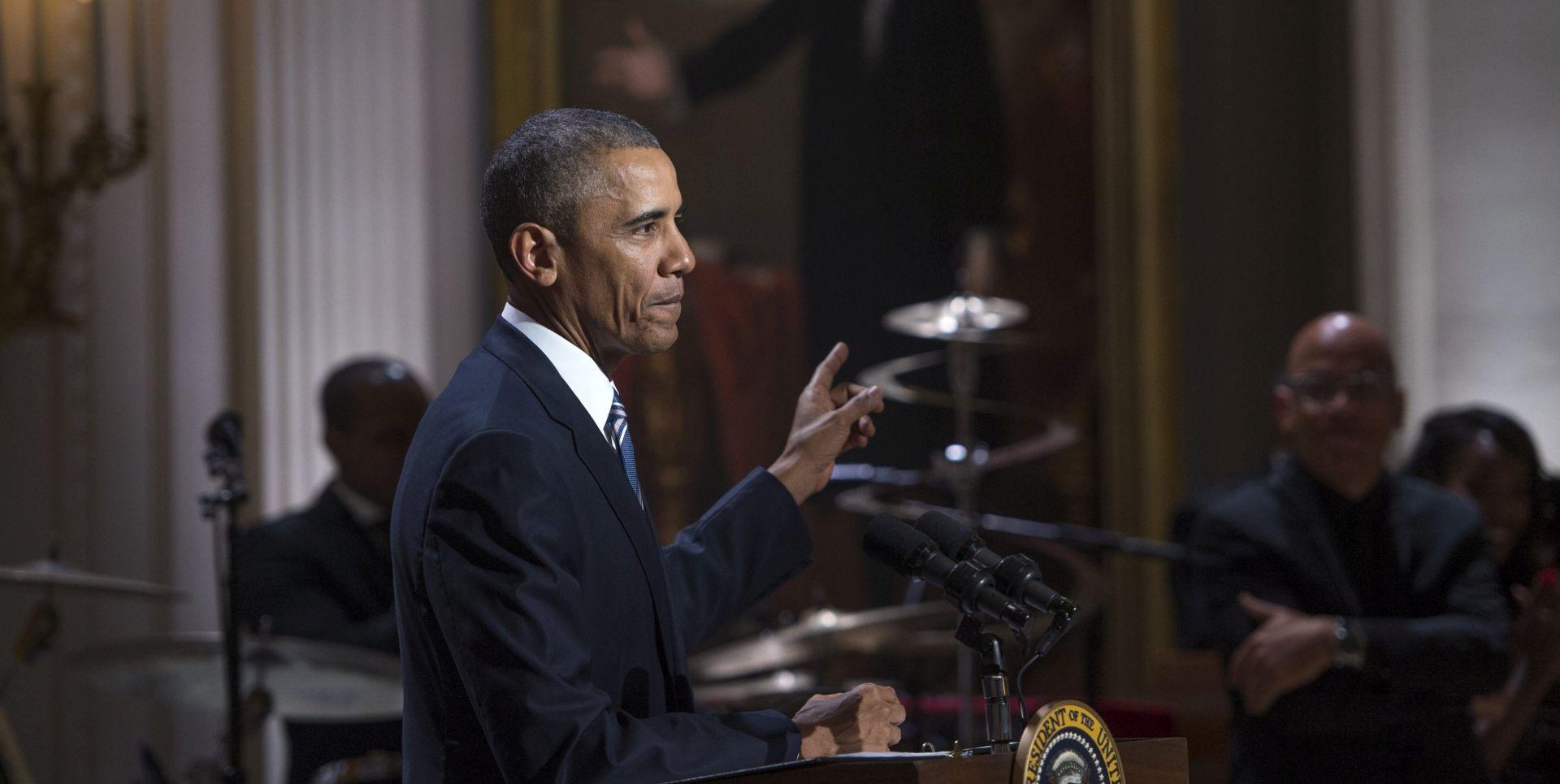 """Obama upozorava Moskvu: """"Dani ispred nas su ključni"""""""