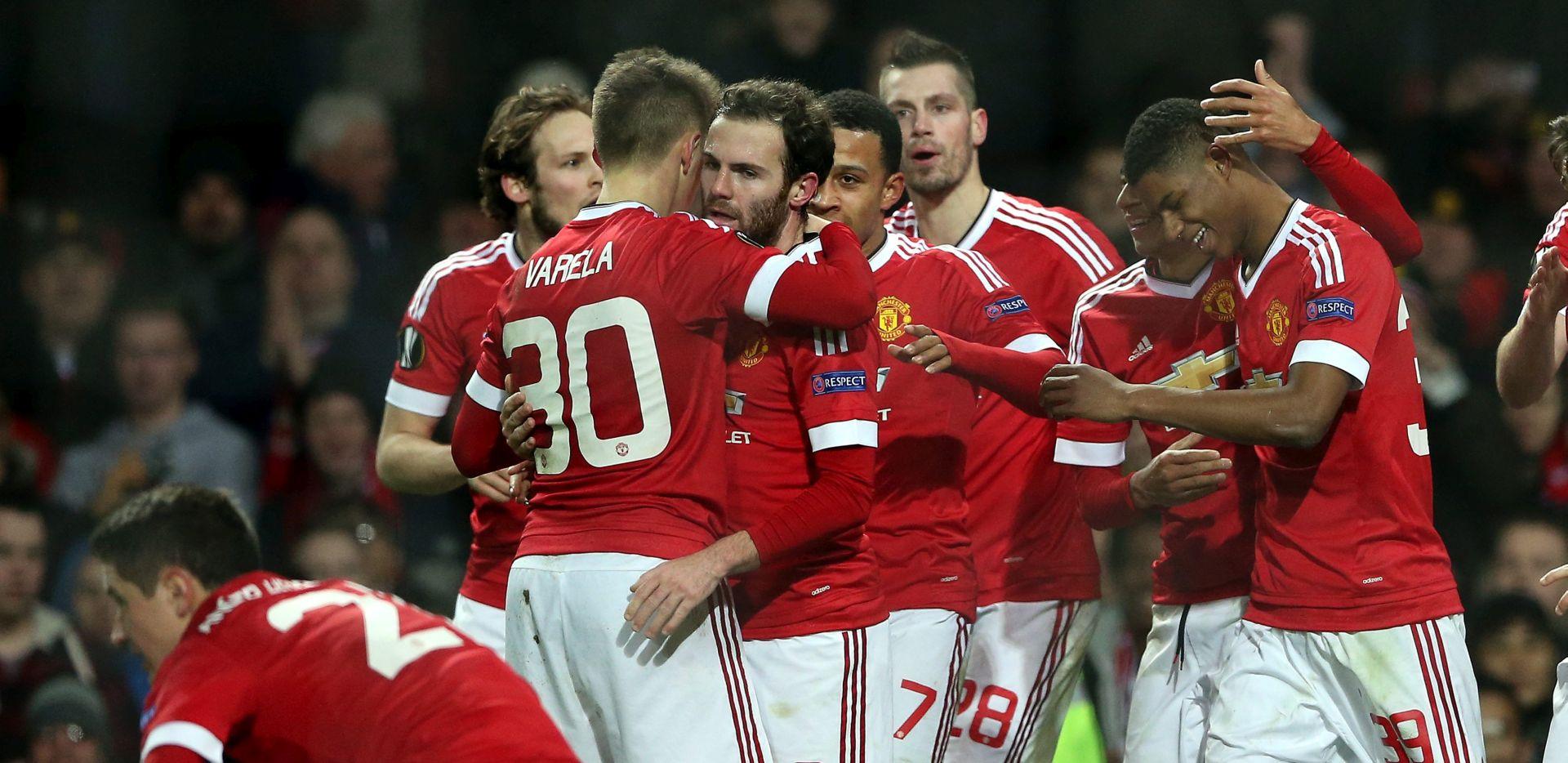 EUROPA LIGA U osmini finala Liverpool na United, Borussia na Tottenham