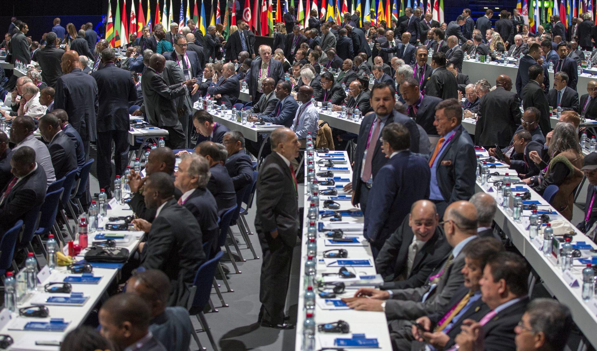 IZVANREDNI KONGRES FIFA-E Uoči izbora za nasljednika Blattera, izglasane reforme