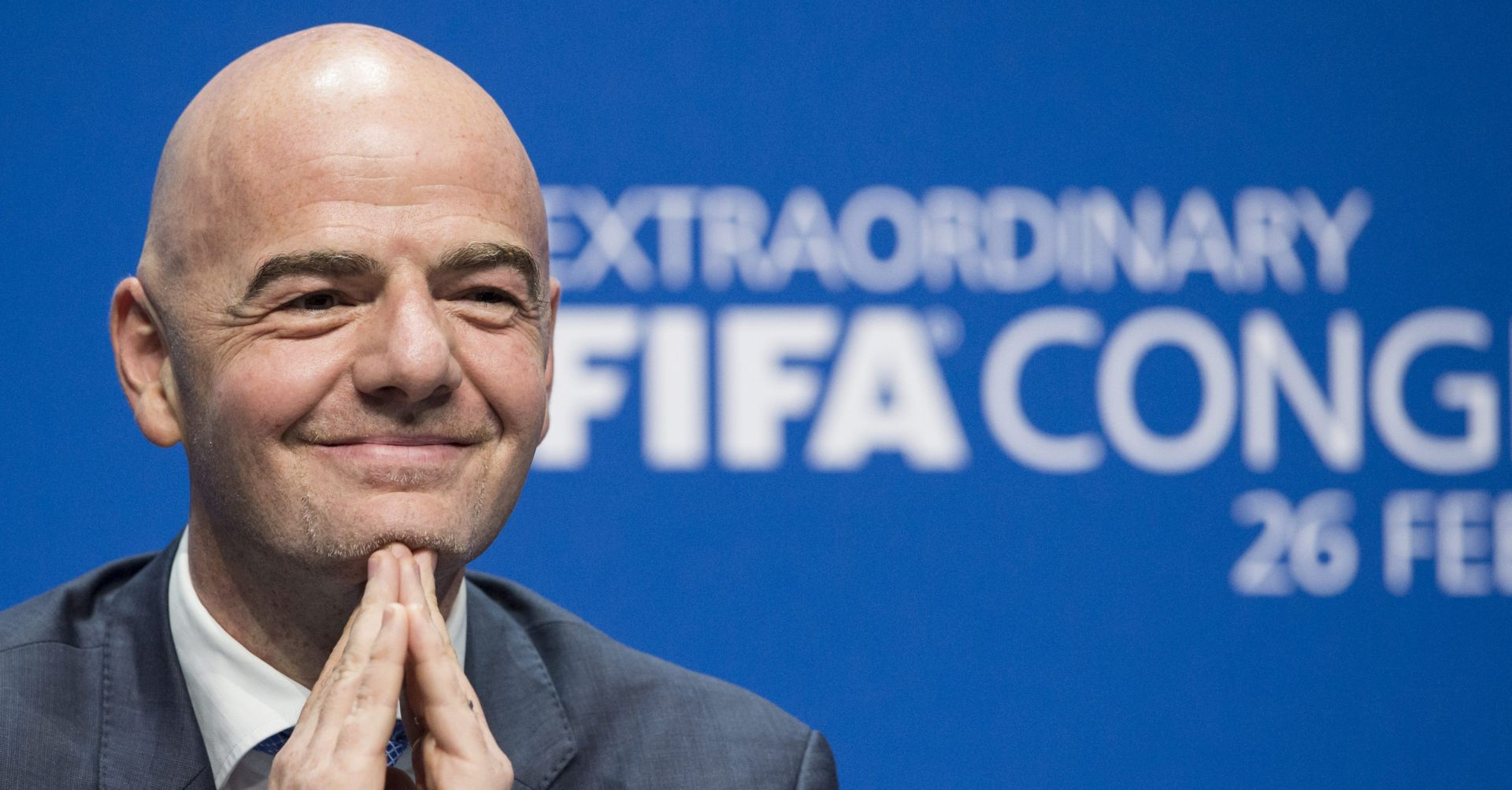 Gianni Infantino otvorio Muzej FIFA-e u Zuerichu
