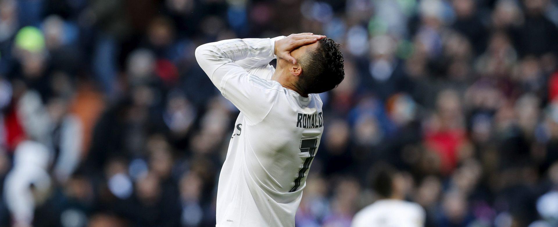 Ronaldo nakon poraza od Atletica prvo 'udario' po suigračima, pa pokušao ublažiti štetu
