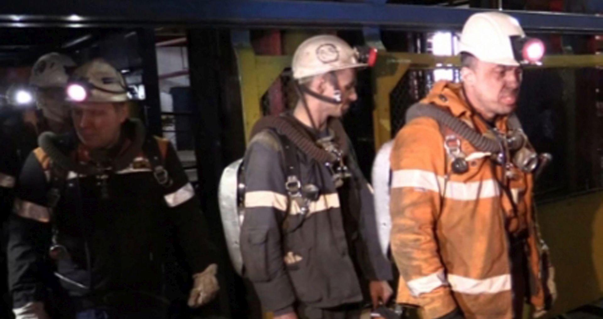 U ruskom rudniku 36 mrtvih, prekinuto spašavanje