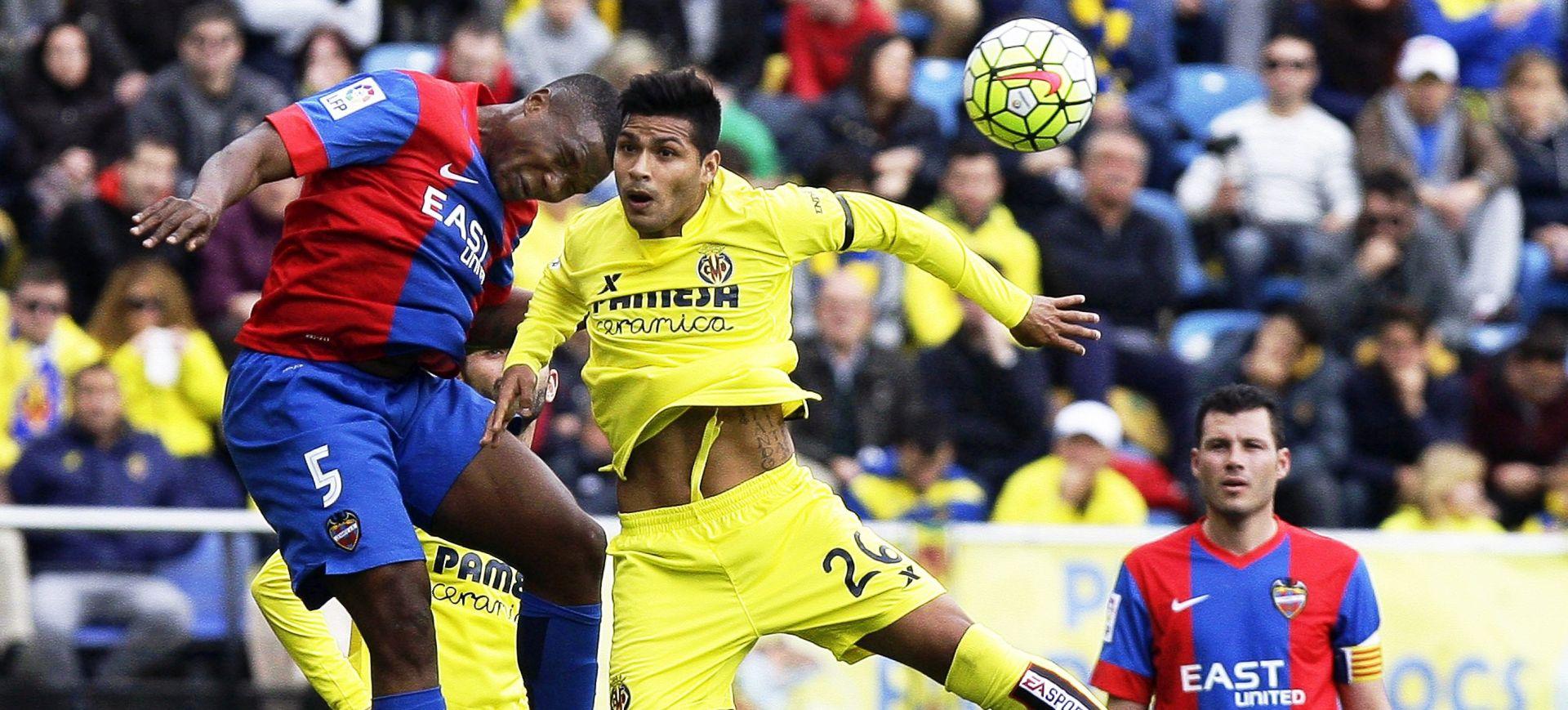 PRIMERA Slavlje Villareala protiv Levantea, smanjili zaostatak za Realom na samo dva boda