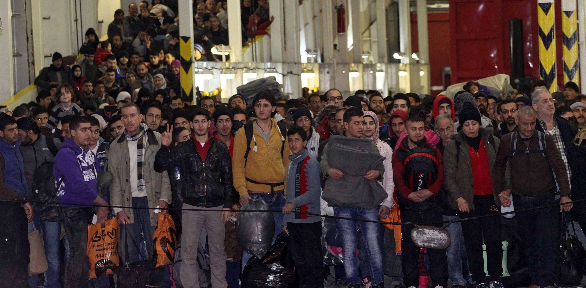 MINISTAR MIGRACIJSKE POLITIKE U ožujku bi u Grčkoj moglo biti blokirano 70 tisuća osoba