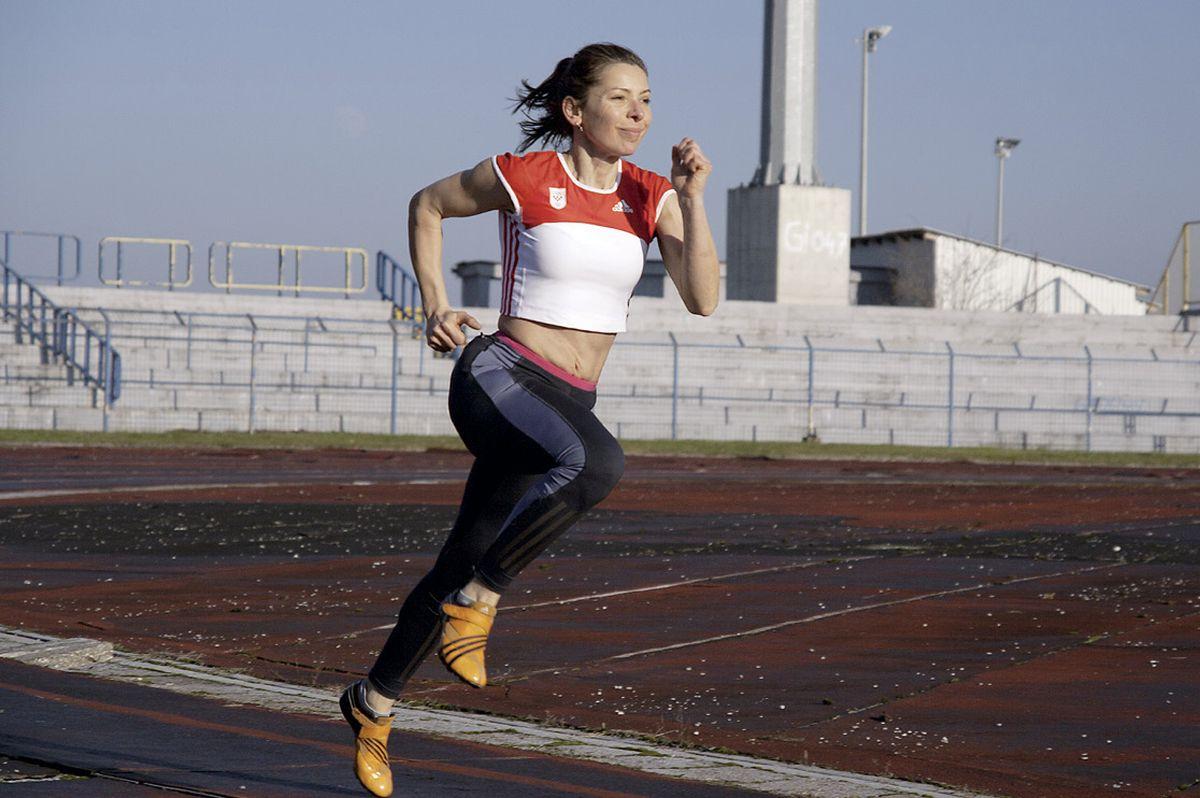 KRUNA VIŠEGODIŠNJIH USPJEHA Najbolja hrvatska atletičarka veteranka dolazi iz HEP-a