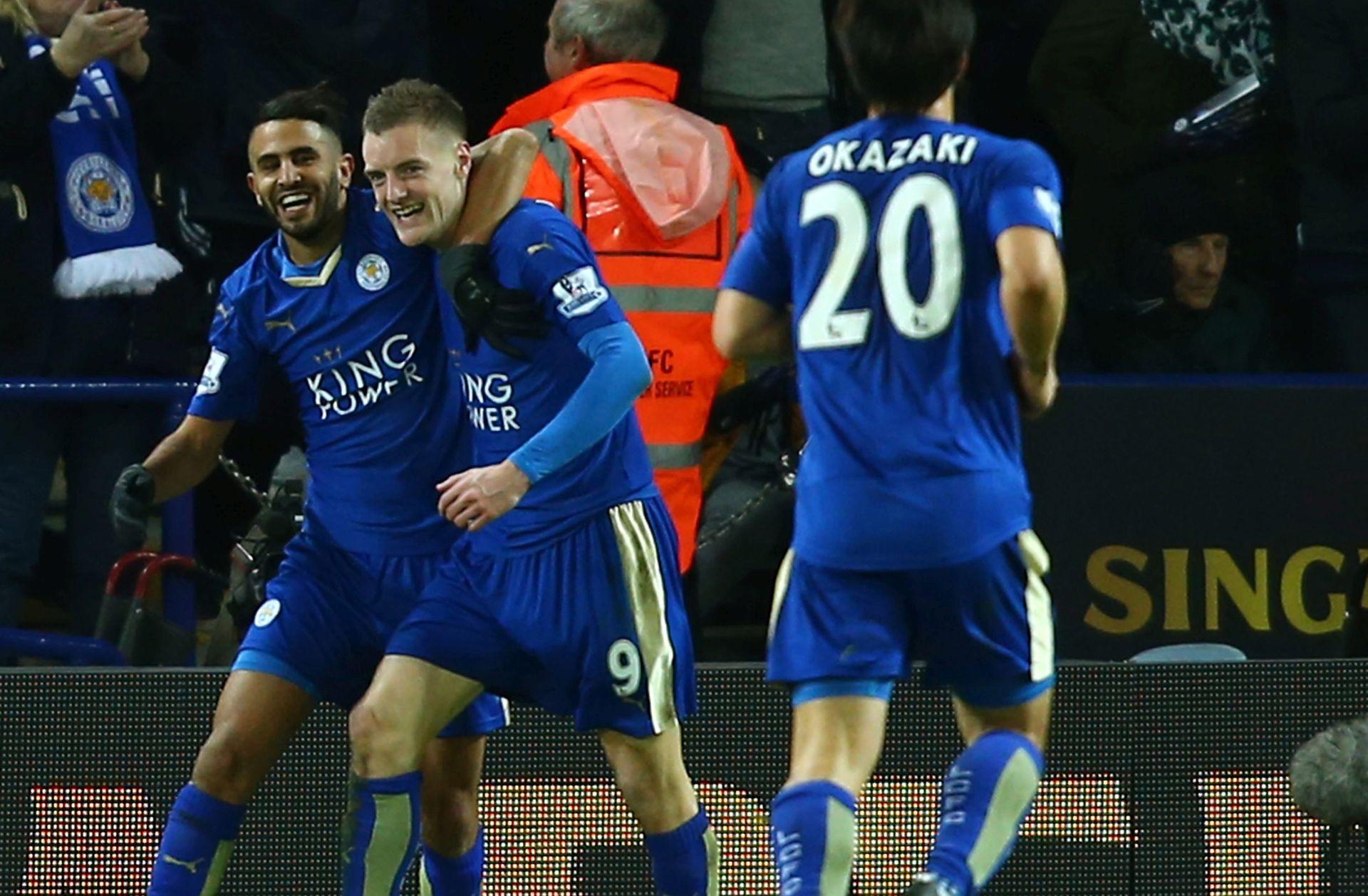 PREMIERSHIP Mahrez pogodio za pobjedu Leicestera, 'Lisice' pobjegle na +5