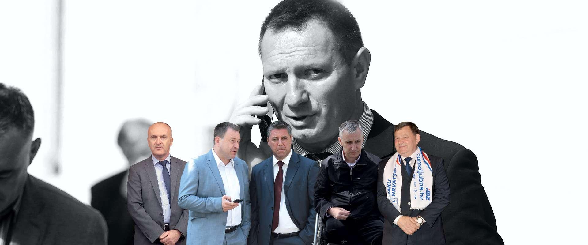 EKSKLUZIVNO: BRANITELJSKA PLJUSKA KARAMARKU: Matić, Vidović, Markač, Deur i Demo na tajnom skupu u Klemmovoj kleti