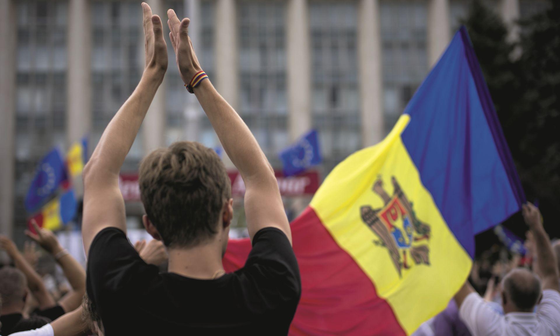 NAJSIROMAŠNIJA EUROPSKA DRŽAVA NALAZI SE U RALJAMA KORUPCIJE I INTERESA VELIKIH SILA Moldavija novi front između Zapada i Rusije