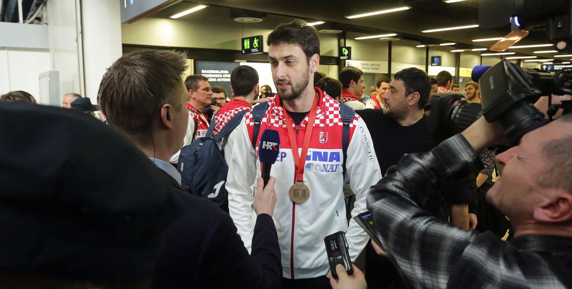 PROPADAJU OLIMPIJSKE KVALIFIKACIJE Marko Kopljar šest tjedana 'out'