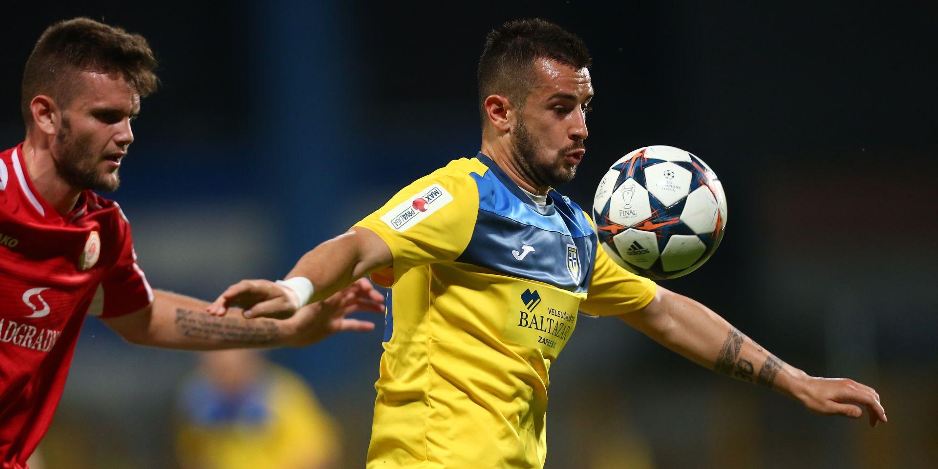 HNL Inter slavio na Aldo Drosini, dva pogotka Ilije Nestorovskog