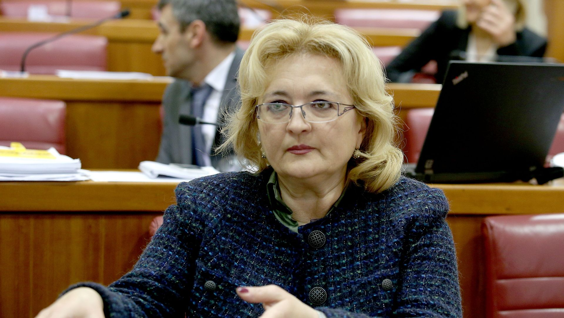 Strenja Linić (Most): Želimo da premijer u miru odluči o Lozančiću