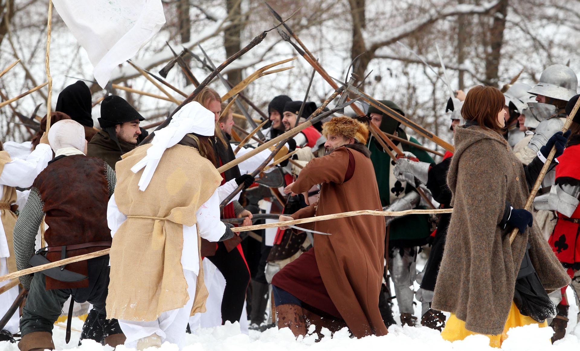 """Manifestacija """"Seljačka buna 1573. – Bitka kod Stubice"""" u subotu u Donjoj Stubici"""