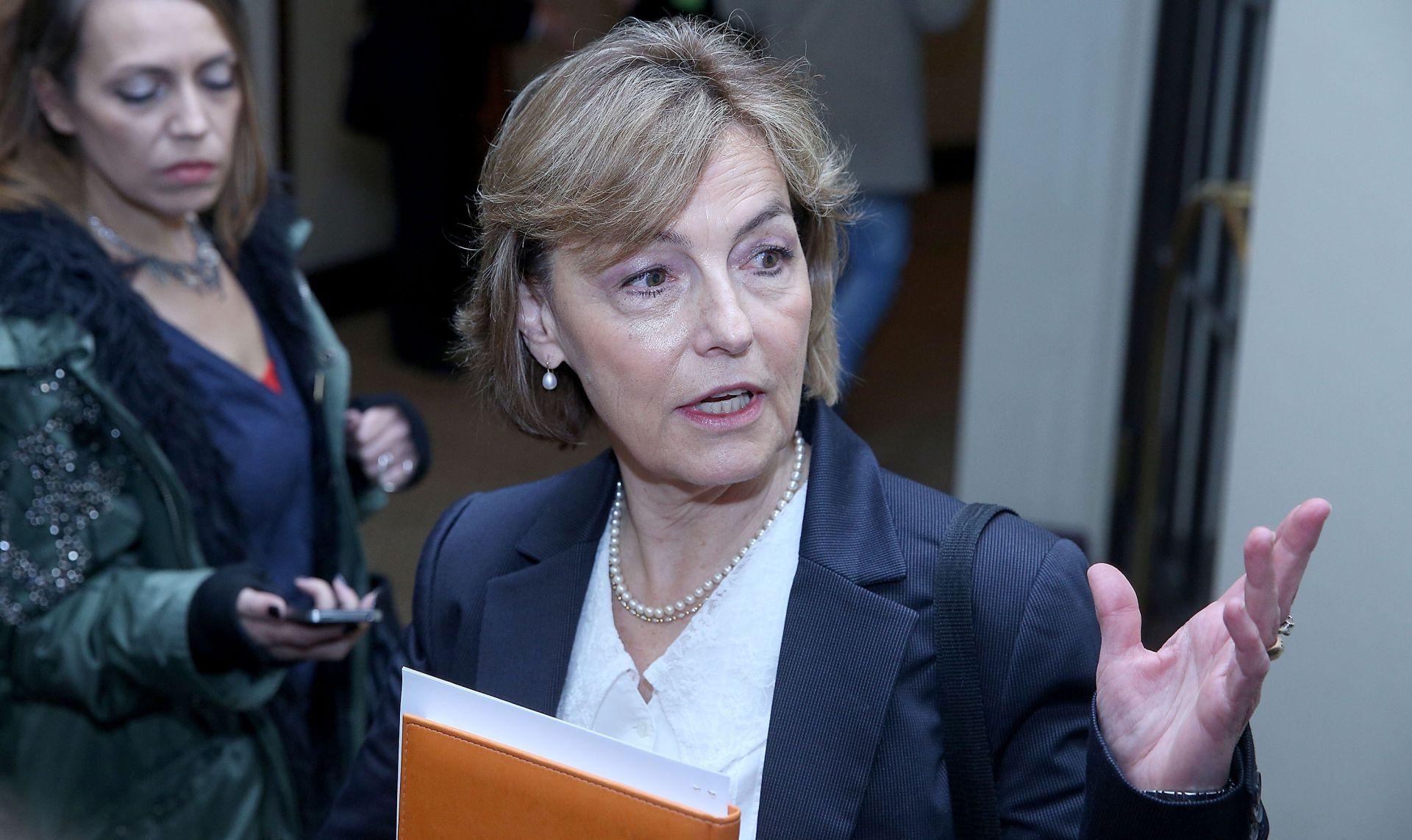 HDZ: Vesna Pusić manipulira javnošću