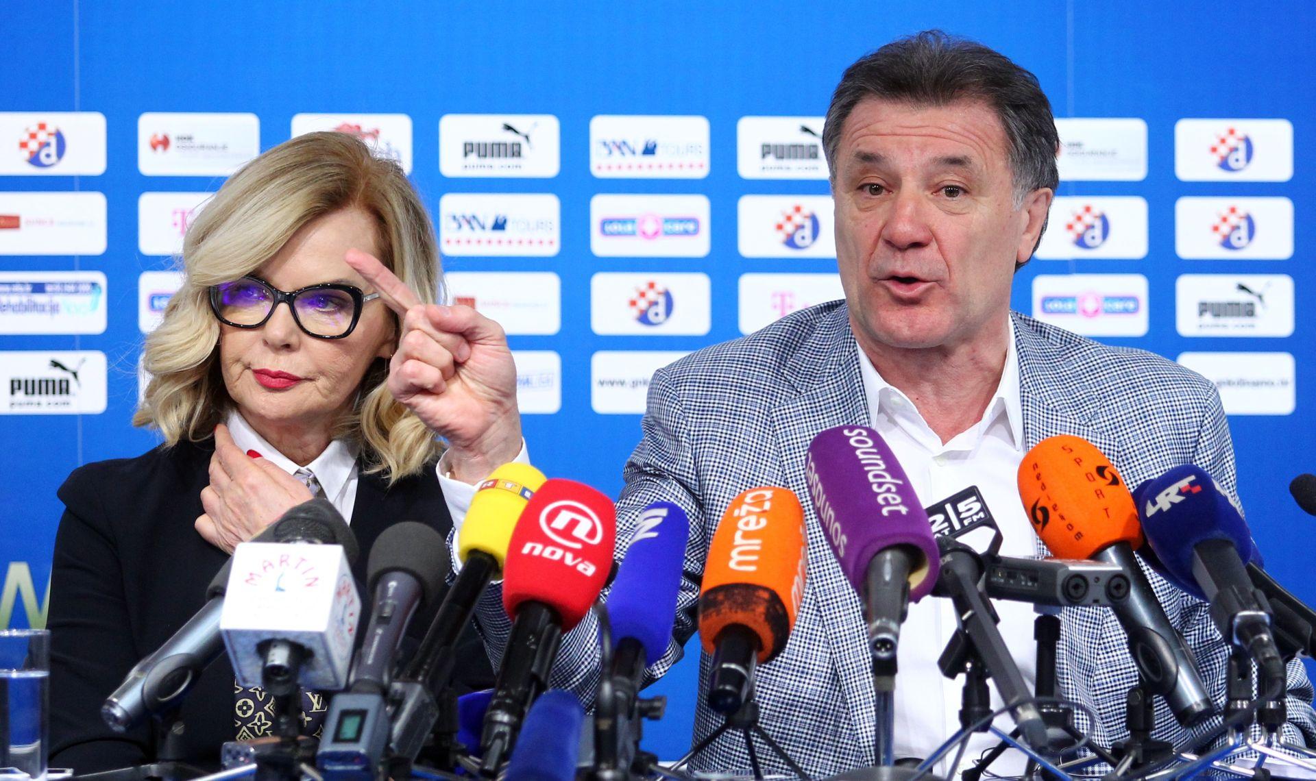 """IZVANREDNA PRESS KONFERENCIJA ZDRAVKA MAMIĆA """"Od danas više nisam izvršni predsjednik Dinama!"""""""
