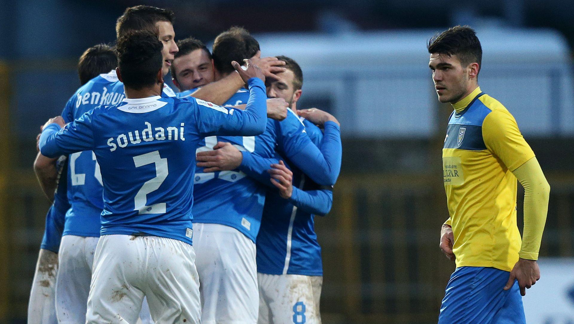 HRVATSKI KUP Dinamo pogotkom Hodžića po vrlo teškim uvjetima prošao u polufinale
