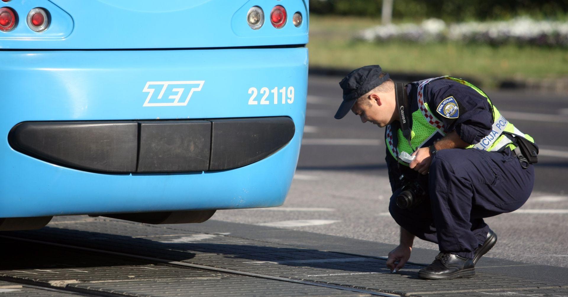 OKRETIŠTE MIHALJEVAC U naletu tramvaja poginula pješakinja