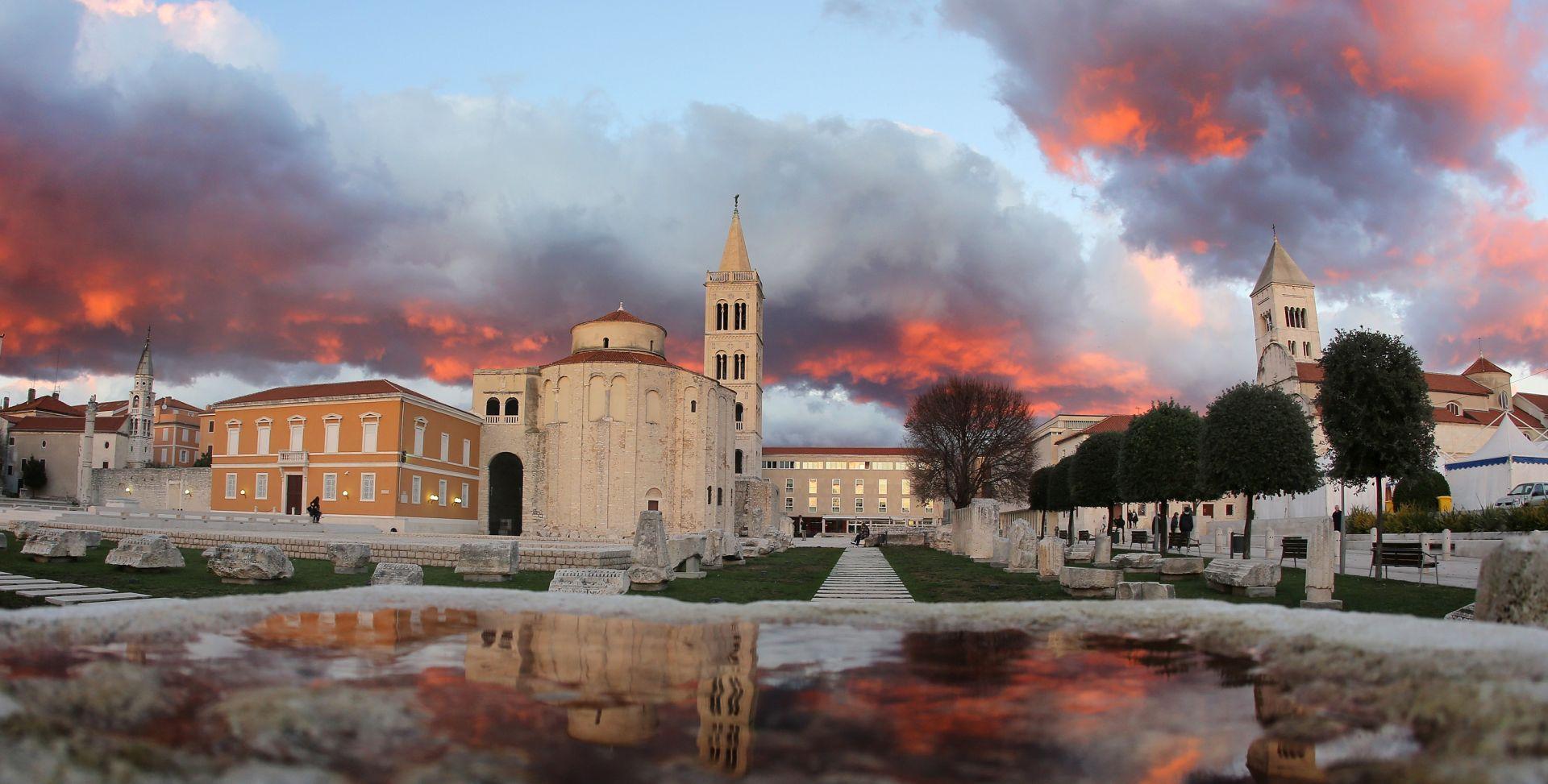 VIDEO: Zadar proglašen najboljom europskom destinacijom 2016. godine!