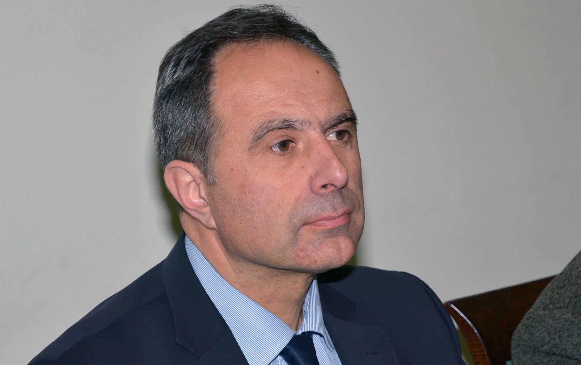 Novi-stari predsjednik HSP-a Daniel Srb
