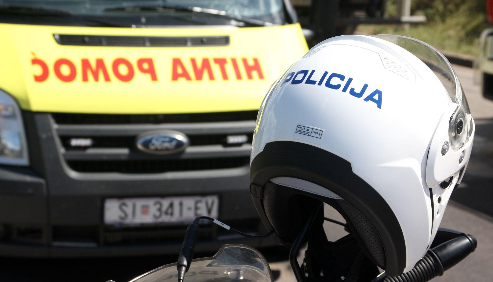 TEŠKA PROMETNA NESREĆA NA A1 Poginula 21-godišnja vozačica, teško ozlijeđen suvozač (31)